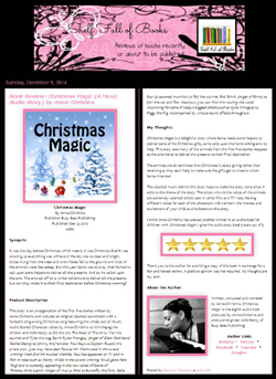 Anna Christina Music - Music Audio Stories review image